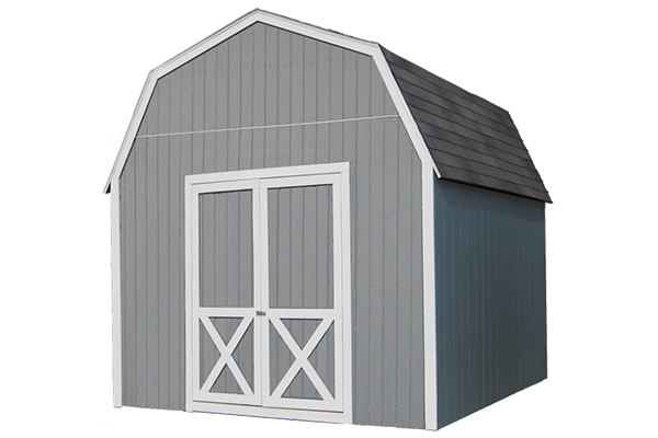 Sheds And Barns 84 Lumber, Hardy Lawn Furniture Sheds